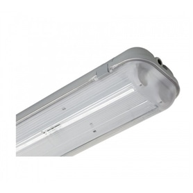 Armadura Estanque P/Led tubular 2x 60cm - 1710.1751