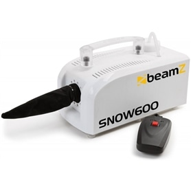 MAQUINA NEVE 600W MINI SNOW MACHINE beamZ  SNOW600 160.559 - 1712.0452