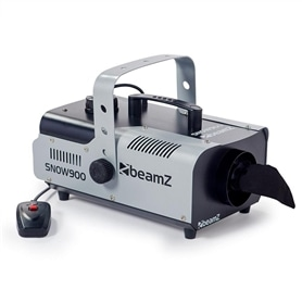 MAQUINA NEVE 900W SNOW MACHINE beamZ  SNOW900 160.561 - 1712.0453
