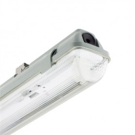 Armadura Estanque P/Led tubular 1x120cm - 1711.2398