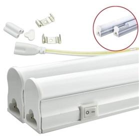 Armadura T5 LED 240cm Branco Frio - 1712.0750