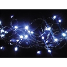 Serie Natal 50 Leds luz branca - 1712.0851