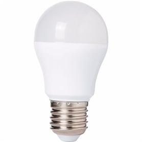 Lâmpada E27 A60 LED Normal 7w Branco Quente - 1801.0399