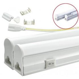 Armadura T5 LED 120cm Branco Frio - 1711.2498