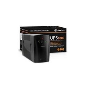 UPS EUROTECH 1000 SMART UPS UPS1000EU - 1802.0252