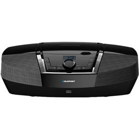 RADIO+CD+USB BLAUPUNKT BB12BK  PRETO - 1802.0212