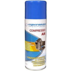 Spray Ar Comprimido Esperanza 400ml - 1802.0650