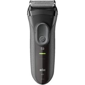 Maquina Barbear Braun Series 3 3000BT OFERTA APARADOR NASAL - 1709.2999