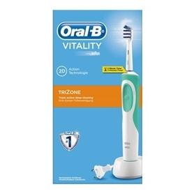 Escova Dentes Elétrica Braun Oral B Vitality Trizone - 1802.1594