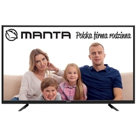 "TV 55"" LED MANTA ULTRA HD LED5501U - 1802.2650"