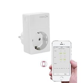 Tomada inteligente Controlada por Wi-Fi 3500w - 1802.2750