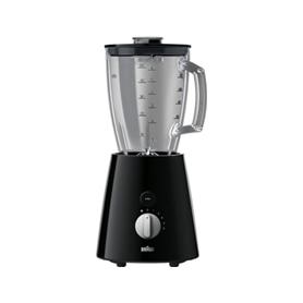 Liquidificador 1,75L Vidro Braun JB3060BK 800w Black - 1803.0699