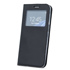 BOLSA LIVRO SAMSUNG S9 SMART LOOK  BLACK - 1803.1483