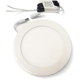 Projector Encastrar Redondo Branco LED 3w Branco Quente - 1803.0152
