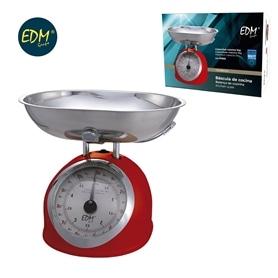 Balanca Cozinha EDM 07605 RED - 1803.2892