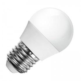 Lâmpada E27 G45 Lustre LED 6w Branco Quente - 1804.1951