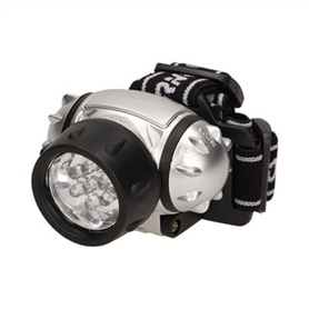 Lanterna Led Cabeca 7Led Setty - 1804.1952