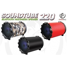 COLUNA TRANSPORTAVEL AMPLIFICADA REBELTEC SOUNDTUBE 220 - 1804.1998