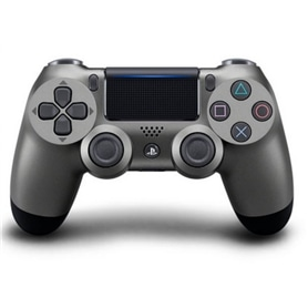 COMANDO PS4 SONY DUALSHOCK ORIGINAL STEEL BLACK - 1805.1299