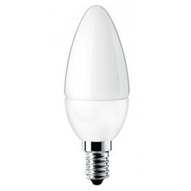 Lâmpada E14 VELA LED  4,5w Branco Frio - 1805.3050