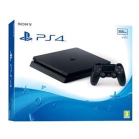 CONSOLA PS4 PLAYSTATION 4 SLIM DISCO 500GB BLACK - 1806.2799
