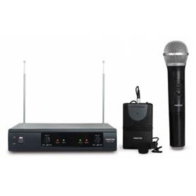 MICRO PRO S/FIO VHF 2x FONESTAR  MSH-209 - 1807.1287