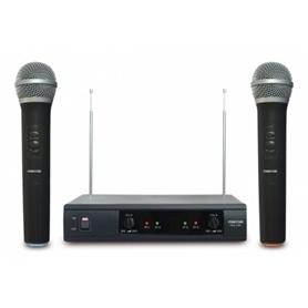 MICRO PRO S/FIO VHF 2x FONESTAR  MSH-206 - 1807.1288