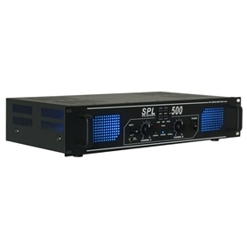 AMPLIFICADOR PRO 2x 250W TRONIOS SPL500 178.791 - 1808.1350