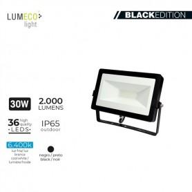 Projector Exterior LED 30w Branco Frio - LB-PROJ08
