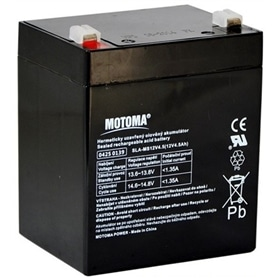 Bateria Chumbo Selada 12v 4,5A C=90 x L=70 x A=101mm - 1809.2195