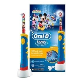 Dental Braun infantil Oral B Vitality MICKEY com MUSICA - 1810.0498