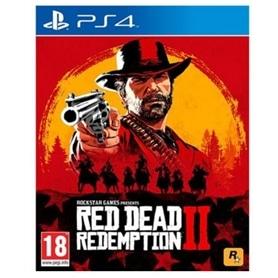 JG PS4 RED DEAD REDEMPTION 2 - 1810.0190
