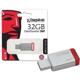 USB DISK PEN DRIVE  32GB - USB 3.1/3.0/2.0 KINGSTON - 1811.2801