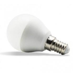 Lâmpada E14 P45 Gota LED 5w Branco Frio - 1810.2950