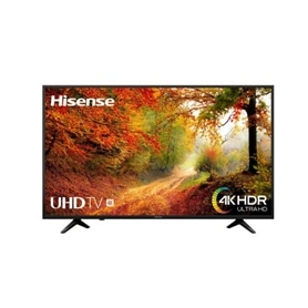 "SMART TV WIFI 65"" LED HISENSE ULTRA HD H65A6140 - 1811.2250"