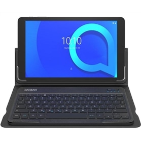 TABLET WIFI 10 ALCATEL 1T 16GB 8082 BLACK - COM TECLADO - 1812.1299
