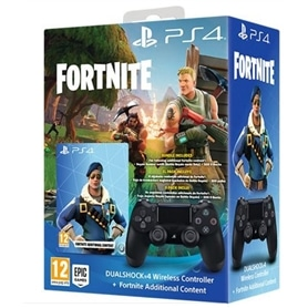 COMANDO PS4 SONY DUALSHOCK ORIGINAL PRETO FORTNITE - 1812.2099