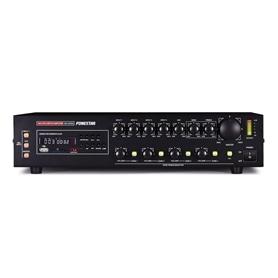 AMPLIFICADOR SOM AMBIENTE 100V 360W FONESTAR MA-245GU  USB - 1812.2698