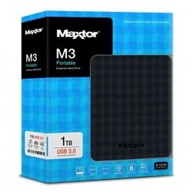 "DISCO EXTERNO 2,5"" 1TB USB 3.0 MAXTOR - 1901.0451"
