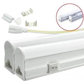 Armadura T5 LED 90cm Branco Frio - 1901.1750