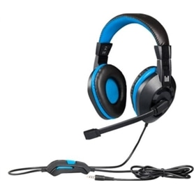 HEADSET PS4 & PC & XBOX INDECA RAY PRETO - 1901.2501