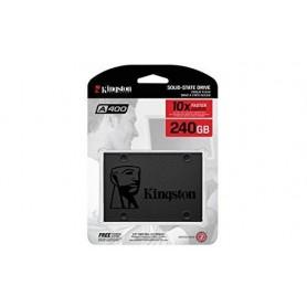 """DISCO PC SATA 2,5"""" SSD 240GB Kingston A400 - 1902.1350"""