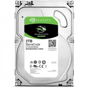 "DISCO PC SATA 3,5"" 2TB SEAGATE BARRACUDA 7200RPM 256MB - 1902.2750"