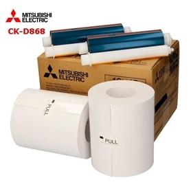 PAPEL FOTO 10x15 E 15X20 IMPRESSORA CPD-80DW CK-D868 - 1902.2798