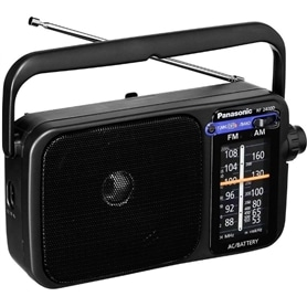 RADIO PILHAS E CORRENTE PANASONIC RF-2400D - 1902.2598