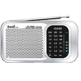 RADIO PILHAS E CORRENTE SAMI RS-2929 CINZA - 1902.2599