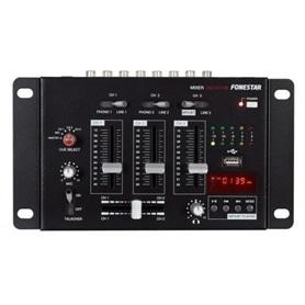 MESA PRO 3 VIAS FONESTAR SM-507UB - Recetor Bluetooth - 1903.2097