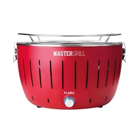 Grelhador Electrico a Carvão Flama 4006FL Mastergrill Red - 1905.0995
