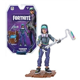 FORTNITE: FIGURA DE AÇÃO TEKNIQUE - 1905.1706