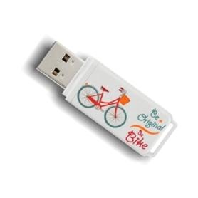 USB DISK PEN DRIVE 16GB - USB 2.0 BE BIKE - 1905.2803